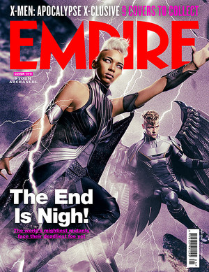 X-Men: Apocalypse - Nine Empire Magazine Covers