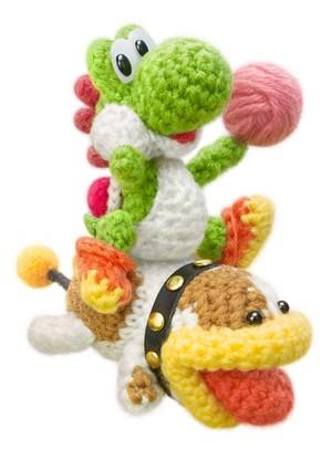Yoshi and Poochy