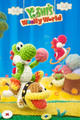 Yoshi's Woolly World Mobile Wallpaper - yoshi fan art