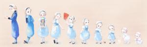 Young Elsa