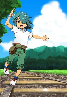 Young Kazemaru!