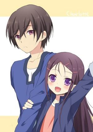 Yuu and Ayumi