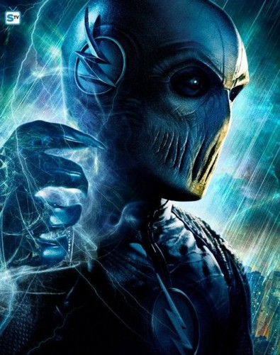 The Flash (CW) wallpaper entitled Zoom - New Poster