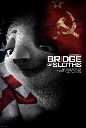 Zootopia Bridge of Sloths