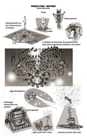 Zootopia Concept Art দ্বারা Matthias Lechner