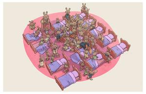 Zootopia Concept Art bởi Matthias Lechner