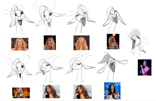 Disney S Zootopia Images Zootopia Concept Art Gazelle Hd
