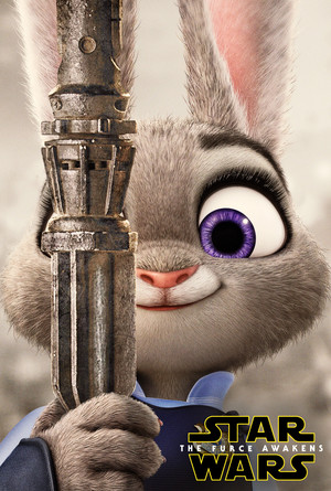 Zootopia Star Wars Movie