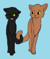 adventurous and mystery  5  - warrior-cats fan art