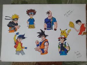 best animes