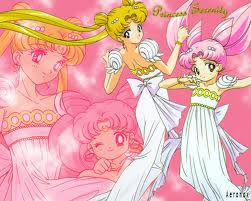 cool sailor moon and rini pic