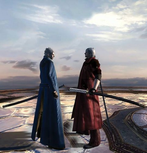 Devil may cry 4 images dante and vergil wallpaper and background devil may cry 4 wallpaper entitled dante and vergil voltagebd Images
