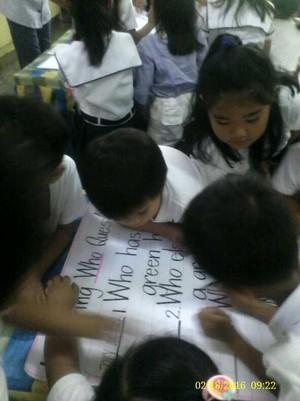 demmah's pupils