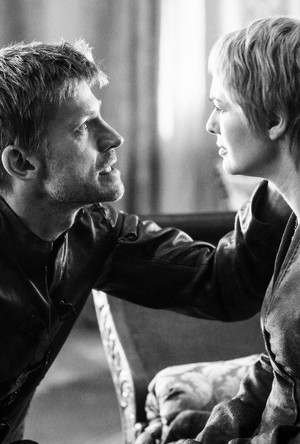 Cersei & Jaime Lannister