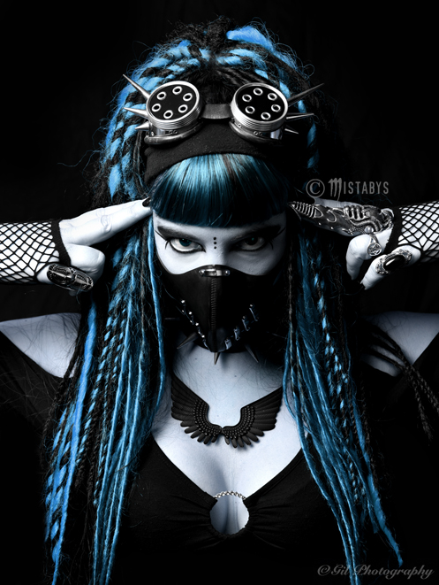 Many Styles images cybergoth girl wallpaper and background photos