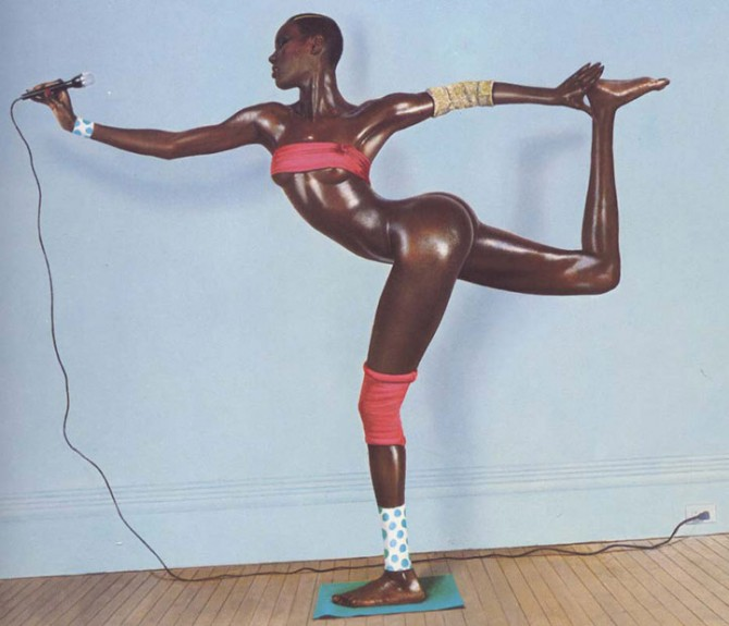 Grace Jones Images Grace Herself 670x575 Wallpaper And Background