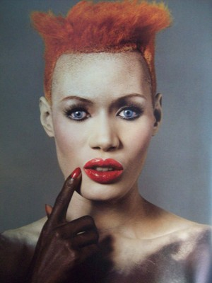 grace jones da jaleel roy