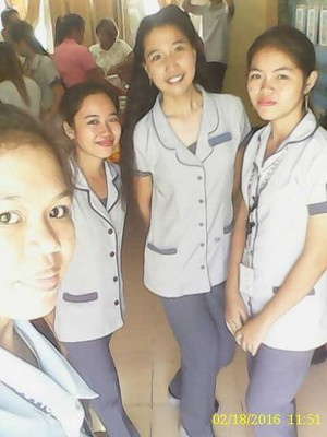 hanima_sunny with demmah and friends