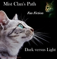 mist clan cover - warrior-cats fan art