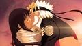 naruto uzumaki naruto hyuuga hinata girl boy kiss 101088 1920x1080