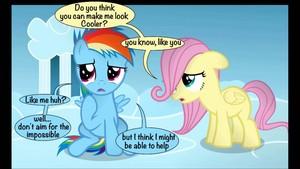 arcobaleno dash could te make me look cooler?