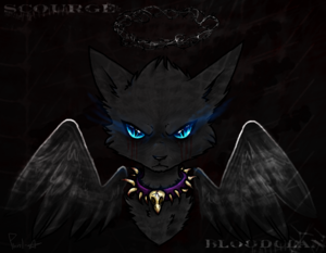 scourge of bloodclan by purrlstar d6ssjxk