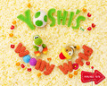 yoshis woolly world wallpaper 02 1280x1024 - yoshi wallpaper