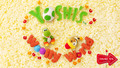 yoshis woolly world wallpaper 02 1920x1080 - yoshi wallpaper