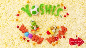 yoshis woolly world দেওয়ালপত্র 02 1920x1080