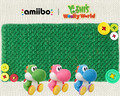 yoshis woolly world wallpaper 03 1280x1024 - yoshi wallpaper