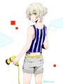 ★ ✩ ✮Aoharu x Machinegun★ ✩ ✮Tachibana Hotaru - anime fan art