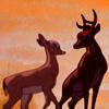 ♥ Bambi and Faline ♥