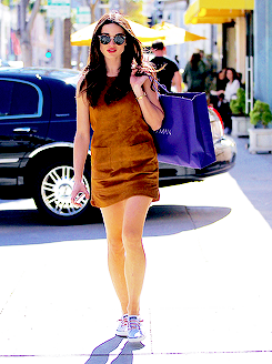 ♥ Crystal Reed ♥