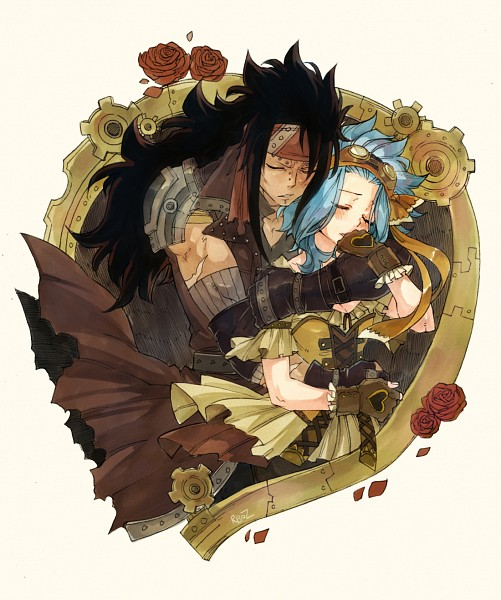 Love Levy And Gajeel
