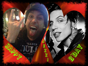 ~ ♥ Happy Birthday Jezzi ♥ ~