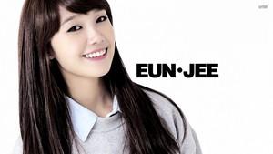 ♥ Jung Eunji ♥