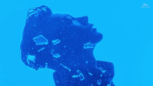 NCT U wallpaper possibly containing a diver, a scuba diver, and a skin diver called ♥ NCT U - 7th Sense MV ♥