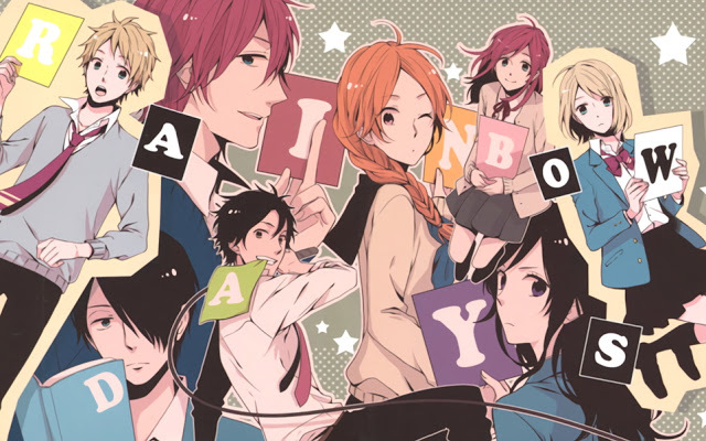 The World Of Manga Wallpapers Nijiiro Days