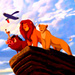 🐾 The Lion King 🐾 - the-lion-king icon