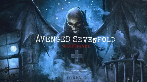 Avenged Sevenfold wallpaper possibly with anime titled 145172