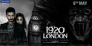 1920 Londres movie wallpaper