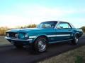 1968 Mustang GT California Special