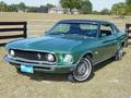 1969 Ford Mustang Hardtop (vinyl top)