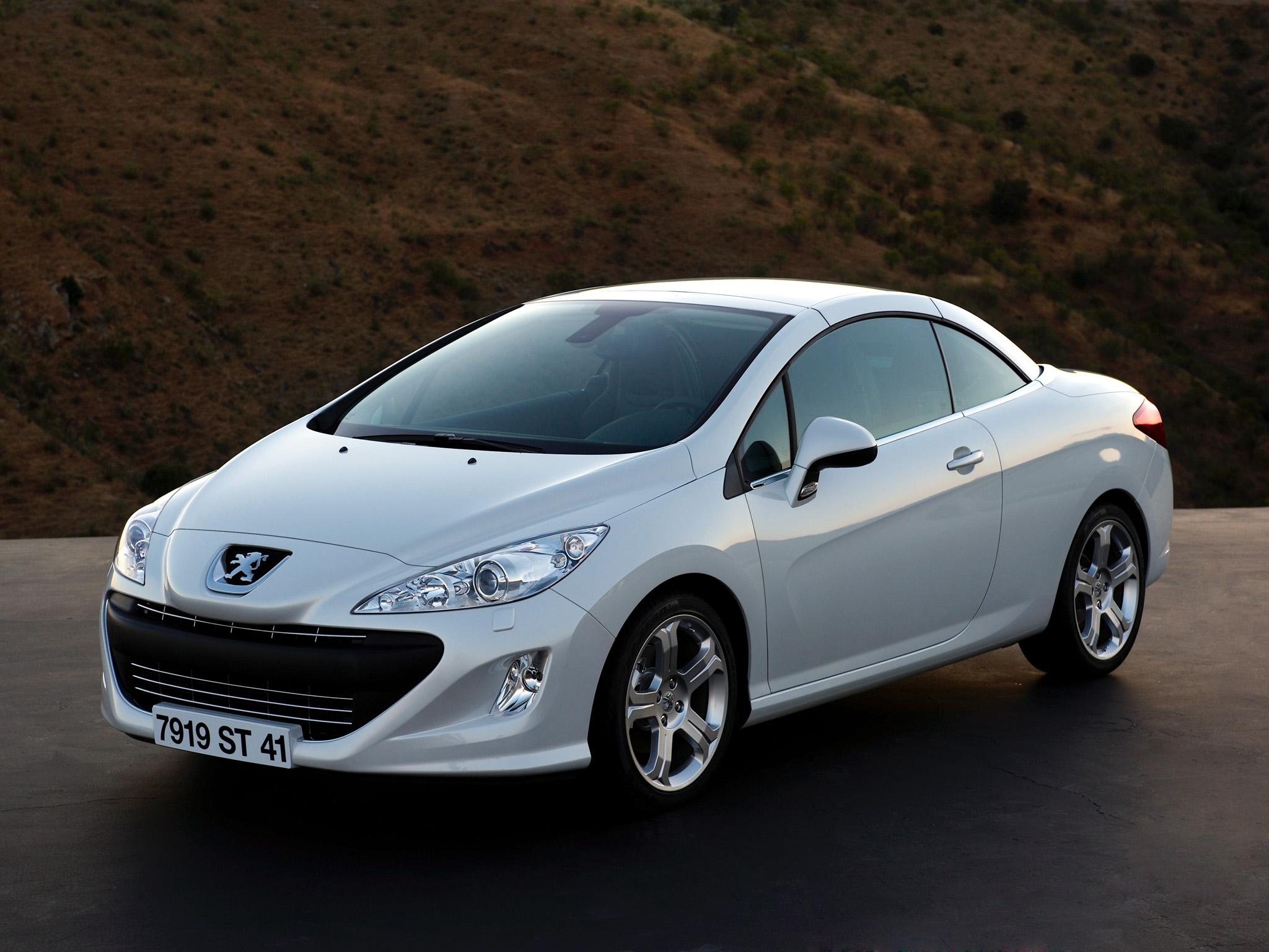 2009 Peugeot 308CC 1.6THP