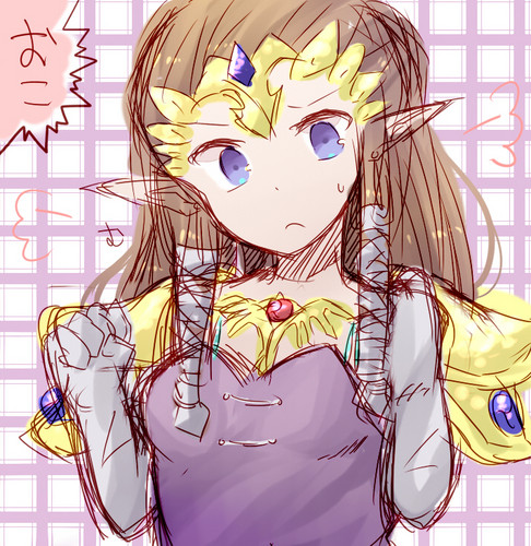 Princess Zelda Wallpaper Containing Anime Entitled 34992046 P1 Master1200