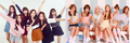 APINK AND GFRIEND