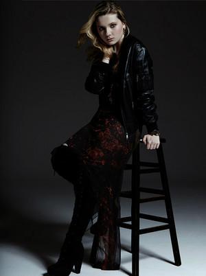 Abigail Breslin - Filler Magazine Photoshoot - December 2011