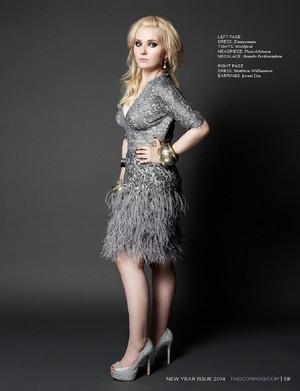 Abigail Breslin - ikoni Magazine Photoshoot - 2015