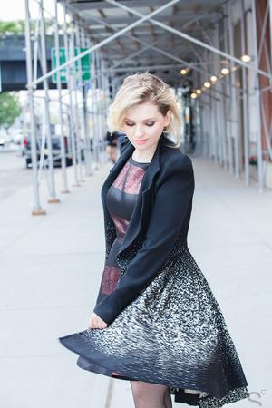 Abigail Breslin - StyleCaster Photoshoot - 2015