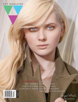 Abigail Breslin - VVV Magazine Photoshoot - 2015